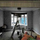 Fire Damaged House Refurbishment - Darlington