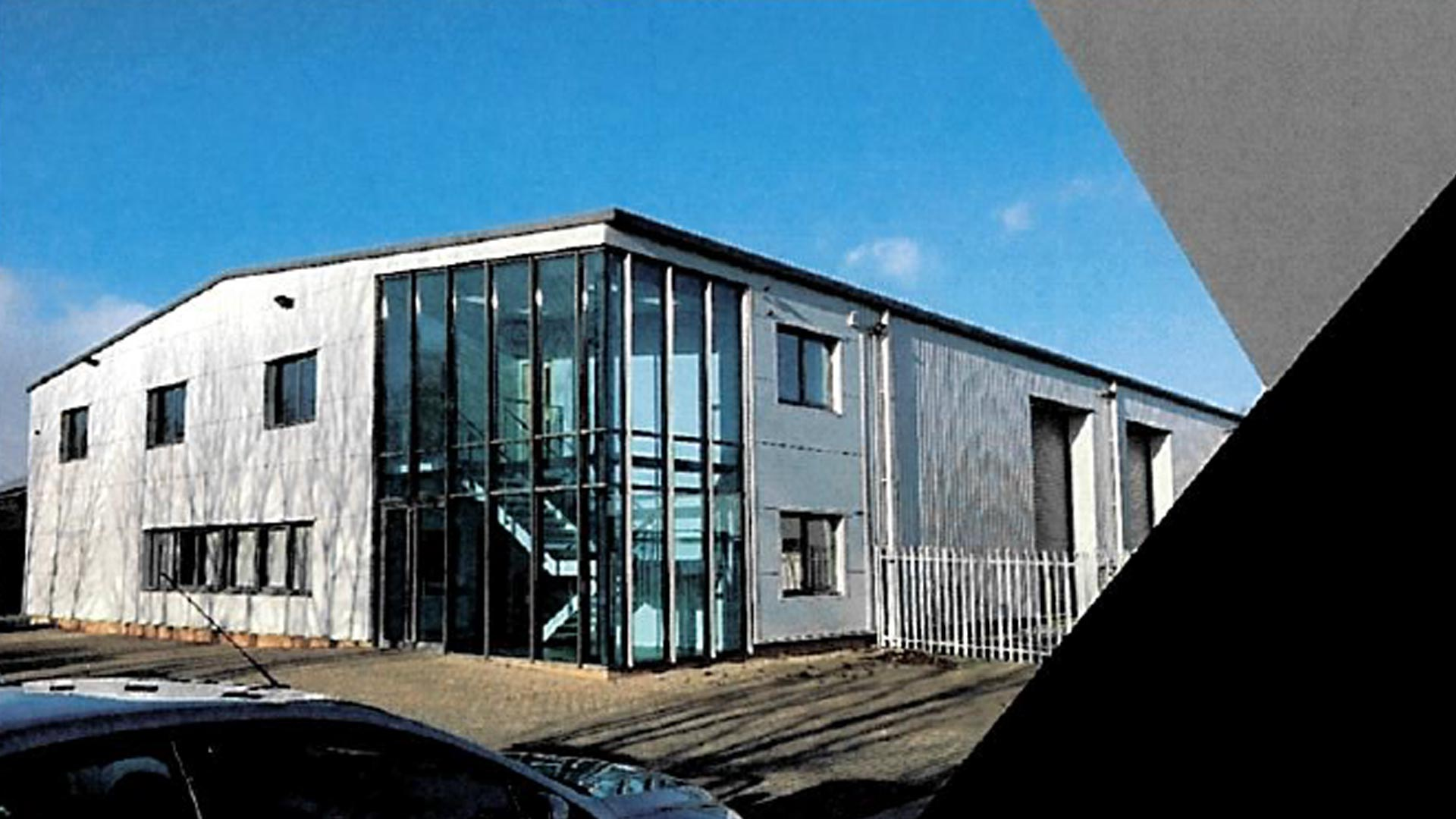 Office & Workshop - Bishop Auckland